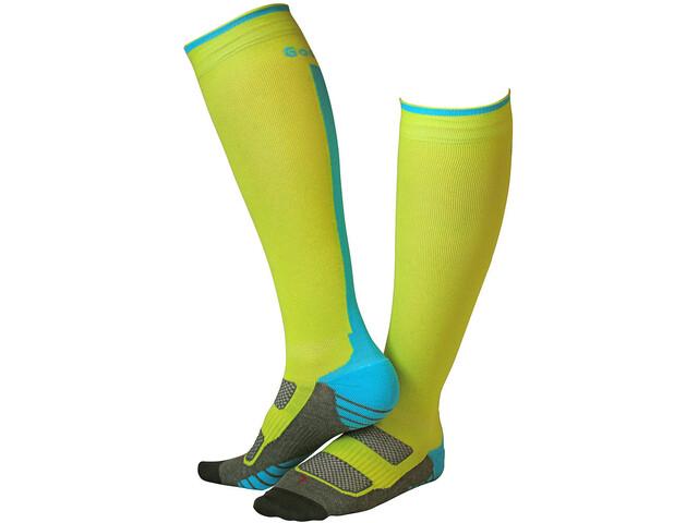Gococo Compression Superior Løbesokker grøn